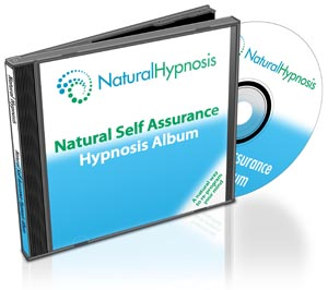 Self-assurance hypnosis audio