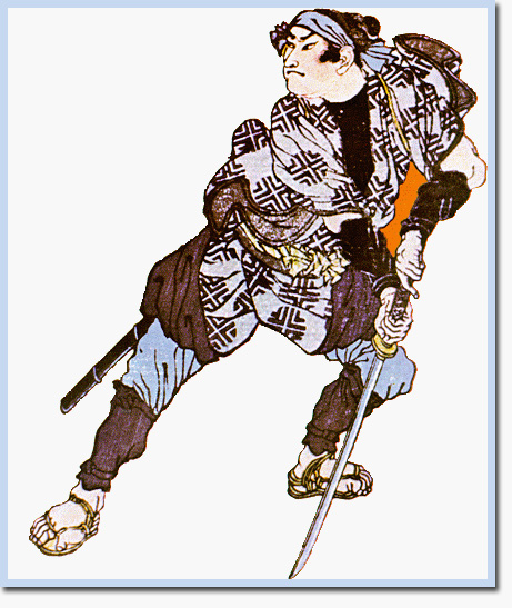 Samurai-Game-warrior